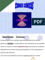 DIDAPOSITIVAS DE Secciones Conicas-elipse