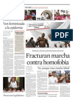 fracturan marcha