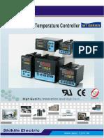 WT Micro Temperature Controller Catalogue