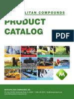 2020 Metropolitan Compounds Catalog
