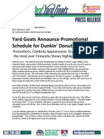 Yard Goats Announce 2020 Promotional Schedule (1)