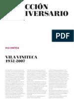 Colección 75 Aniversario Vila Viniteca