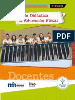 Guia Educacion Fiscal Secundaria
