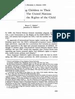 Hafen _ Hafen, Abandoning Children (HILJ, 1996).pdf