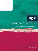 The Mongols_ A Very Short Intro