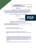 BAR EXAMINATION QUESTIONS, 2006-2019 (LEGAL ETHICS)