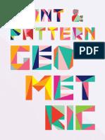 Marie Perkins - Print & Pattern_ Geometric-Laurence King Publishing (2015)