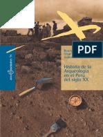 Tantalean Henry Y Astuhuaman Cesar - Historia De La Arqueologia Del Peru En El Siglo XX
