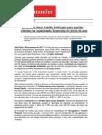 09.01.17-Santander-lanca-Credito-Unificado-para-auxiliar-clientes-na-organizacao-financeira-no-inicio-do-ano