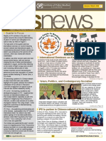 Quarterly IPS News, Issue No. 104 (January-March 2020)