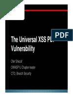 OWASP_IL_The_Universal_XSS_PDF_Vulnerability