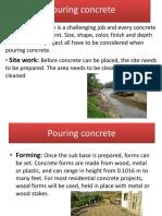 Pouring concrete.pptx