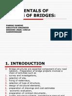 Bridge design presentation