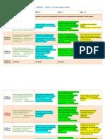 Macro 2010 - IIT Delhi - Day 1 - Programme (15-12-2010)