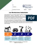 Investigacion - Revoluciones Industriales