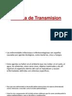 Cadena transmision - HIGA