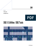 DB2 12 Utilities and Tools - 2017