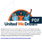 UWDAction - We Have Another Chance