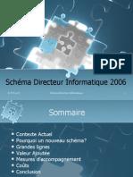 SchemaDirecteurIformatique