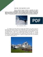 Munţii Alpi