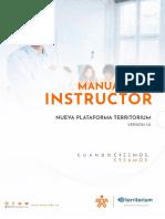 Manual Instructor - Territorium_Version_3