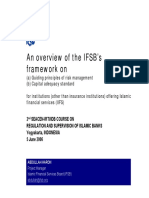 SEACEN-IRTIIDB Course on Regulation and Supervision of Islamic Banks Yogyakarta 5June 2006