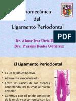 Biomecanica Del Ligamento Periodontal