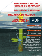laboratorio de mecanica e fluidos