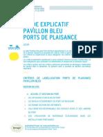 Guide_Pavillon Bleu_Ports_2019 liens