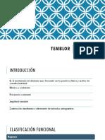 TEMBLOR Y ENFERMEDAD DE PARKINSON