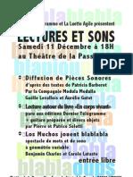 losmuchos à Limoges 11décembre