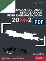 Tinjauan Regional Berdasarkan PDRB Kabupaten_Kota 2014-2018, Buku 2 Pulau Jawa dan Bali.pdf