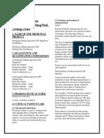 Protamine Sulfate Injection USP Taj Pharma SmPC