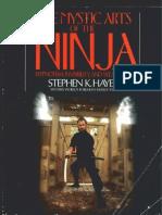 mystic arts ninja