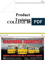 Product Training - School Buses