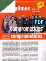 2007 - Programa Electoral PSOE