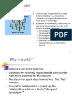 6. Crowdsourcing ideagoras