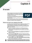 Teclas acceso rápido FN Netbook toshiba NB250