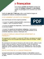la langue français11