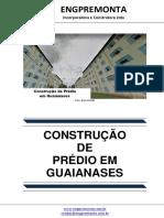 Construção de Prédio Em Guaianases