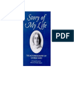 George Sand_ Thelma Jurgrau - Story of My Life_ The Autobiography of George Sand (1991, State University of New York Press).pdf