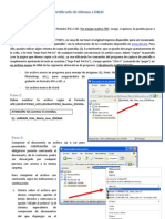 Instructivo Para Enviar Certificado de Idioma a DRAI Canada 2012-1