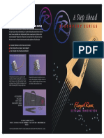 Discovery Floyd rose catalog