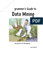 A programmers guide to data mining pdf