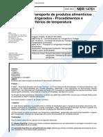 233494696-NBR-14701-Transporte-de-produtos-alimenticios-refrigerados-Procedimentos-e-criterios-de-tempe-pdf.pdf