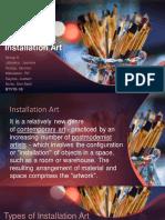 Installation-Art-ppt