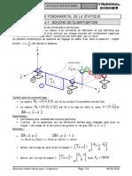 TD 24 - Comportement Statique Des Systèmes