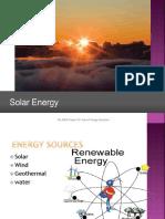 solar EE
