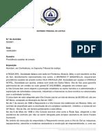Acordao Impugnação pauliana 2