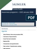 3-DPA awareness program